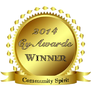 2014 community spirit award